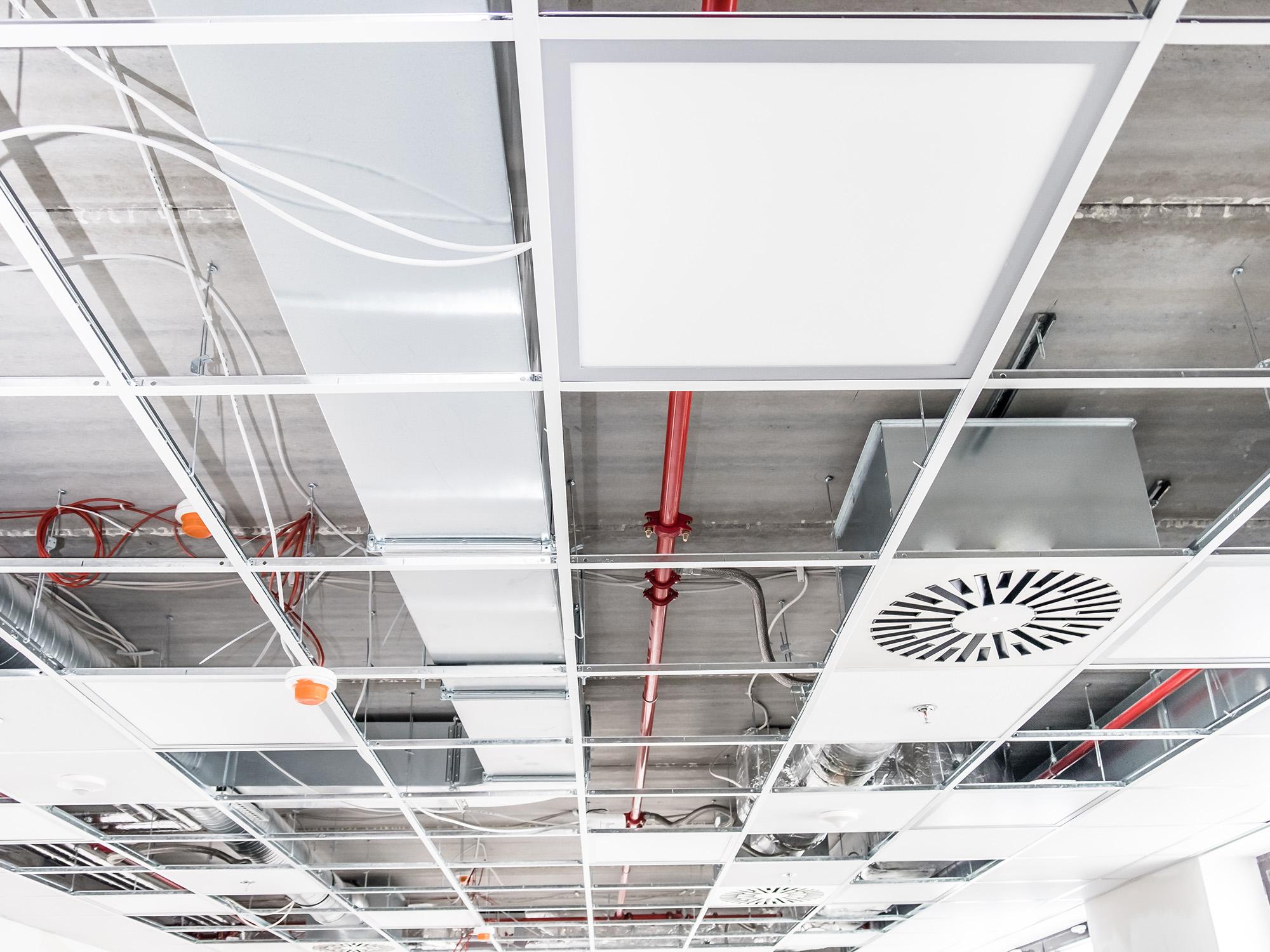 Brandschutz Gebäude PEM-energy GmbH