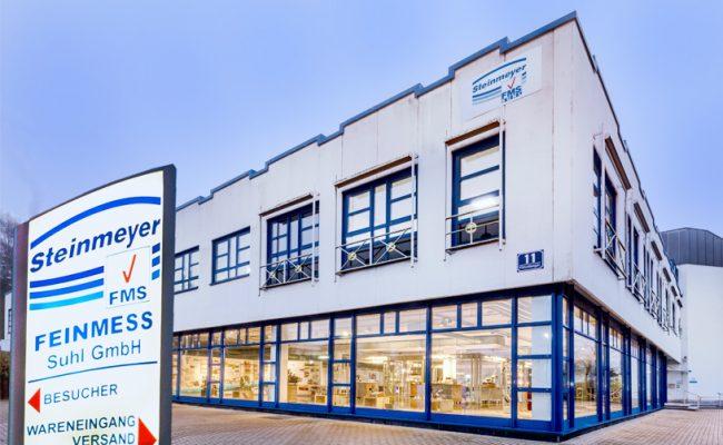 Feinmess Suhl GmbH Gebäude