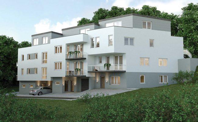 Jena Fröbelstieg Neubau JenCapital GmbH & Co.KG