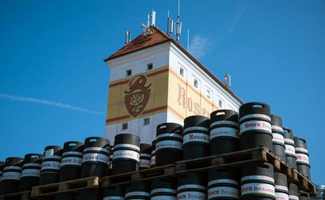 Rosenbrauerei Pößneck GmbH Bier