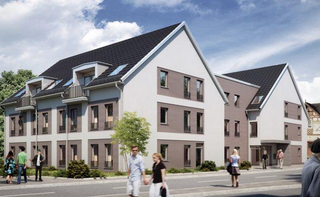 AWO betreutes Wohnen für Senioren Neuhaus-Schierschnitz Planung