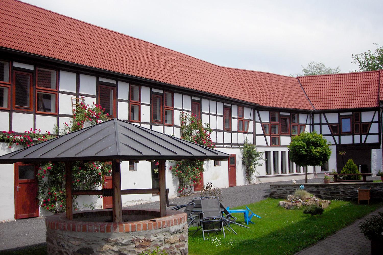 PEM-energy GmbH Büro Niederlassung Oppurg Kolba idyllischer Hof